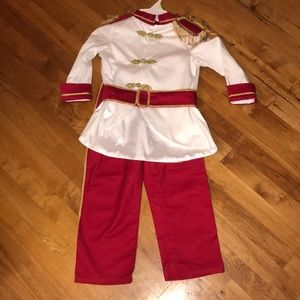 Other - Boys custom made Prince Charming costume 4t